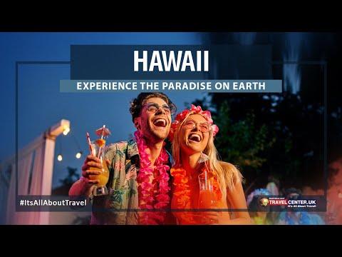 Hawaii Holiday Guide   Travel Center UK