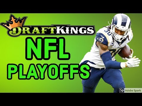 DRAFTKINGS NFL DIVISIONAL ROUND PLAYOFFS STRATEGY | DFS FANTASY FOOTBALL Mp3