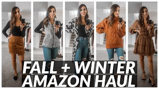 Baixar FALL + WINTER AMAZON TRY ON CLOTHING HAUL