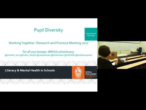 Working Together: Research and Practice Meeting on Pupil Diversity (2017)