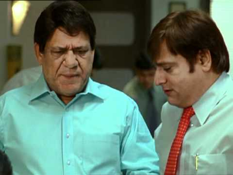 Bollywood Movie - MBPA - Comedy Scene - Manoj Joshi - Om Puri - Budhi Ghodi Lal Lagaam