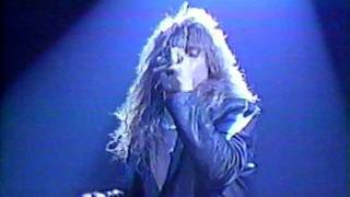 Europe - Heart Of Stone (Live in Solna, 1986)