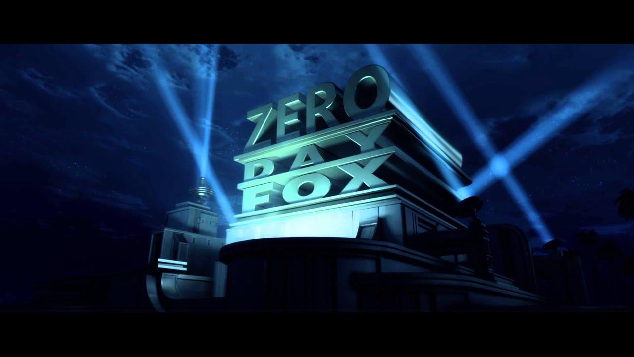 zero day fox logo alternate 2014 2351 youtube