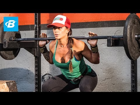 Full-Body Squat Rack Workout | Ashley Horner