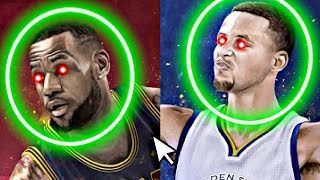Why LeBron will LOSE to the Steph Curry in 2017...