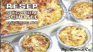 RESEP MACARONI SCHOTEL enak #24