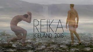 "ICELAND 2016 -  ""REIKA"" : DANCE,  DRONE, FILM"