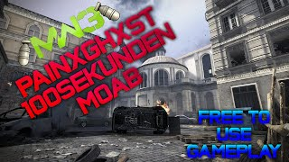 Free to use Gameplay - 100 Seconds MOAB - PainxGhxst