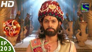 Suryaputra Karn - सूर्यपुत्र कर्ण - Episode 203 - 30th March, 2016