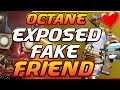 Octane Exposed Fake Friend: Ghost Quest part 4 - Apex legends season 5