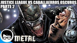METAL: LA LIGA DE LA JUSTICIA VS LOS CABALLEROS OSCUROS   Bats Out of Hell (Parte 2) COMIC NARRADO thumbnail