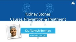 Understanding Kidney Stones, Causes, Prevention & Treatment | Dr. Alakesh Burman (Hindi)