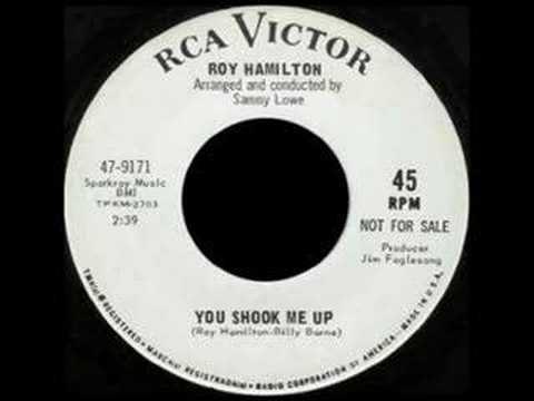 ROY HAMILTON-CRACKIN' UP OVER YOU