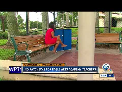 Eagle Arts Academy staff won't get paid this week