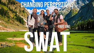 EP.01 Foreigners Tour 'World's Most Dangerous' Country, Pakistan - Changing Perceptions - SWAT