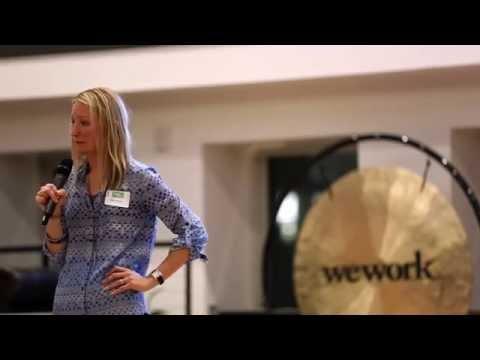 """Keynote: """"Series A: Behind the Scenes"""" Ellie Wheeler, Greycroft Partners"""