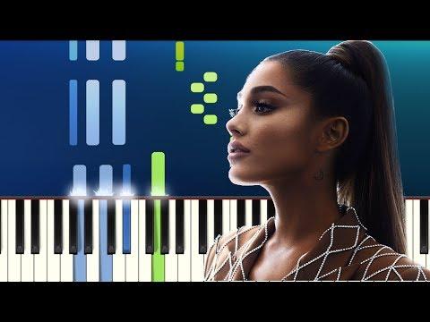 Ariana Grande - Needy Piano Tutorial