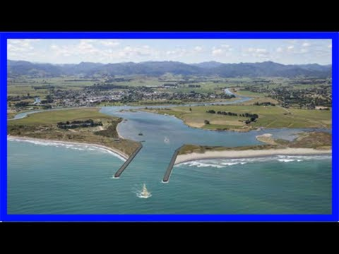 Opotiki harbour numbers 'stack up'