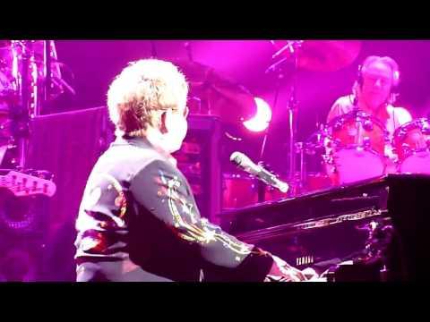 Billy Joel And Elton John-Uptown Girl-Live in Portland