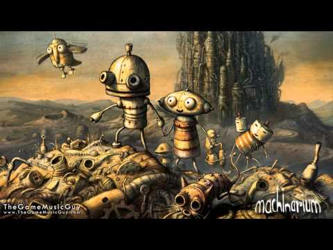 The End (Prague Radio) - Machinarium Soundtrack