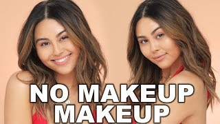 SUMMER NO MAKEUP MAKEUP TUTORIAL | Roxette Arisa