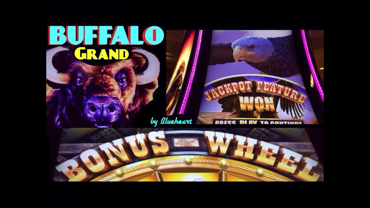 slot machine buffalo deluxe