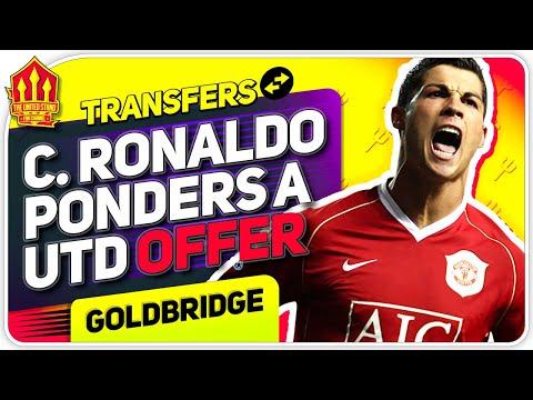 Ronaldo Consider Man Utd Offer! Haaland & Camavinga Next? Man Utd News Now