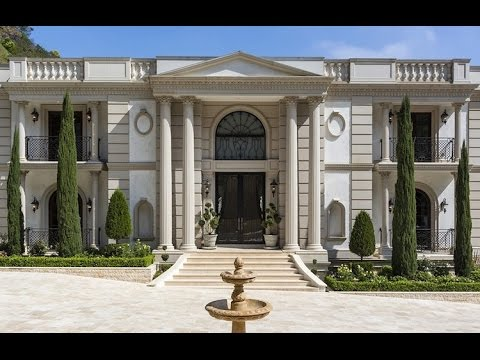 Best Visualization Tools - Lavish $26 Million 17,000 SQ. FT.  Bel Air Mansion **MUST SEE**