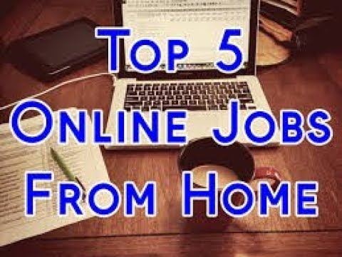 TOP 5 online jobs at home without investment | step by step | online job