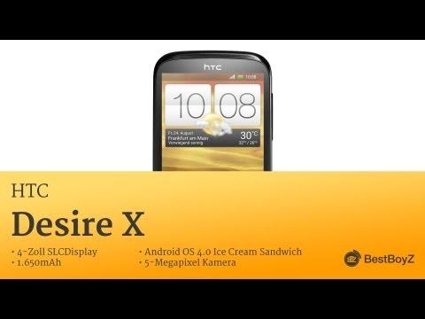 #IFA | Hands-on: HTC Desire X | BestBoyZ