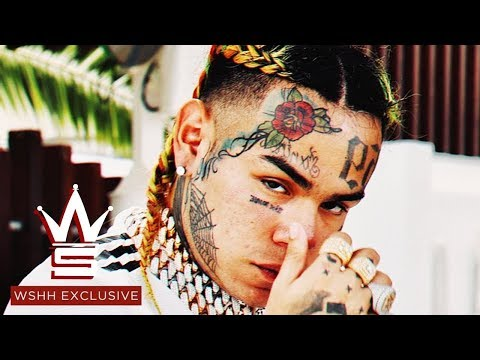 6IX9INE - TIC TOC FT. LIL BABY (Official Music Video)