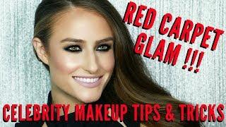 The BEST Red Carpet Glam Celebrity Makeup Tutorial by Mathias Alan   mathias4makeup