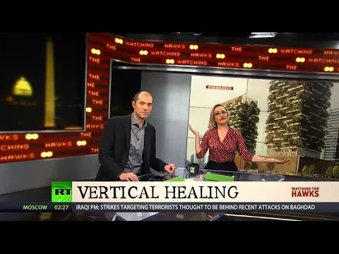 [425] Freedom of the Press at Standing Rock and The Vertical Forest Project