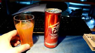 FAB (Forever Active Boost) Energy Drink Review