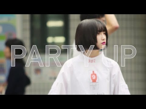 吉田凜音 - パーティーアップ / RINNE YOSHIDA - PARTY UP [OFFICIAL MUSIC VIDEO]