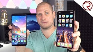 I switched from the  Samsung Note 9 to the iPhone XS MAX - Was this a mistake?!
