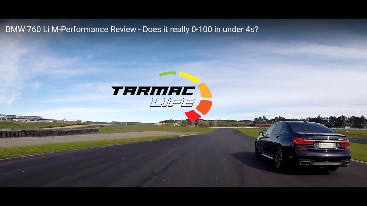 BMW Li MPerformance Review Does It Really In Under S - 760 bmw