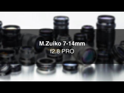 M.Zuiko ED 7-14mm F2.8 PRO Lens