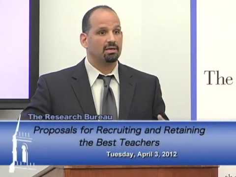 Proposals for Recruiting and Retaining the Best Teachers (April 3, 2012)