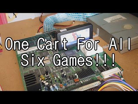 How To Set Up The Sega Lindbergh Multi Kit part 2 by moomert1