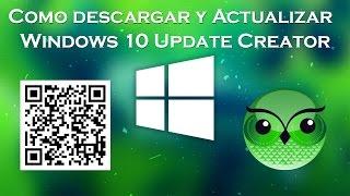 Actualiza a Windows 10 Update Creator