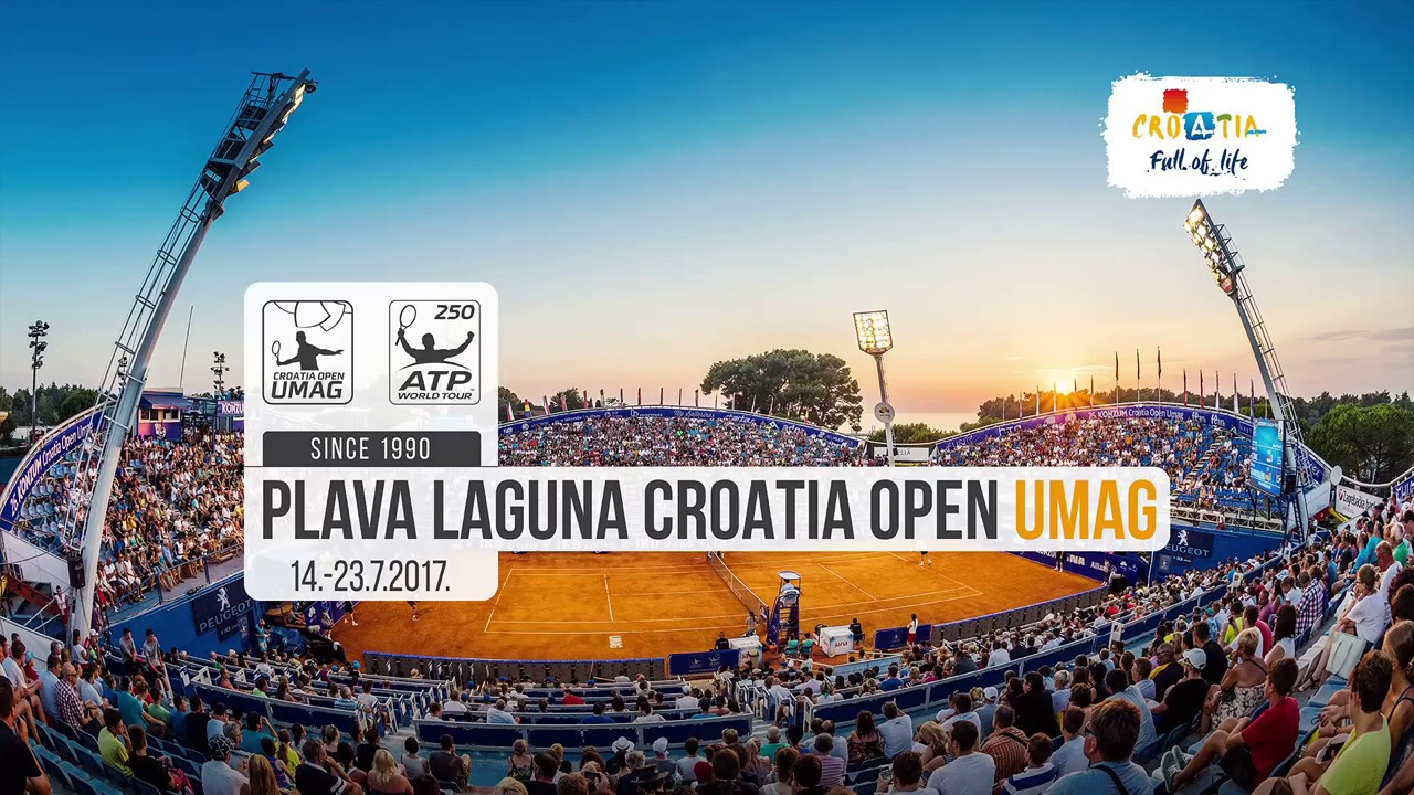 Rising Marco Cecchinato the Star of @croatiaopenumag