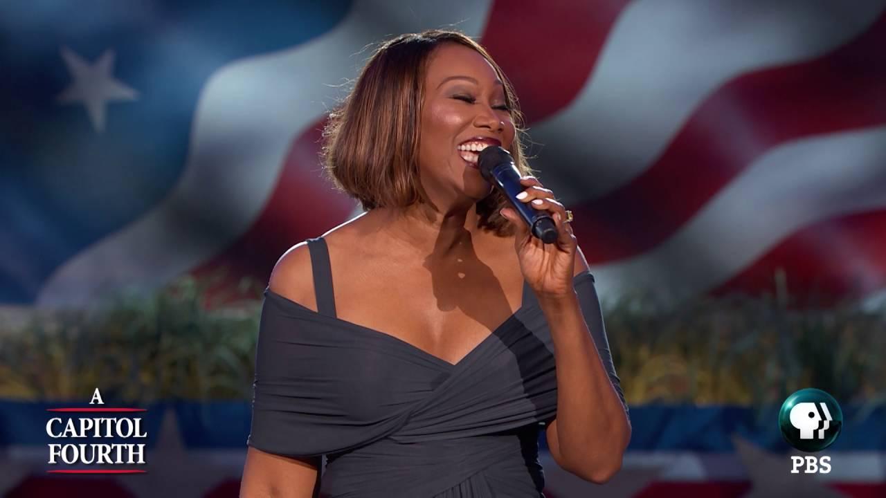 Watch: Houston's Yolanda Adams belts out 'America The Beautiful ...