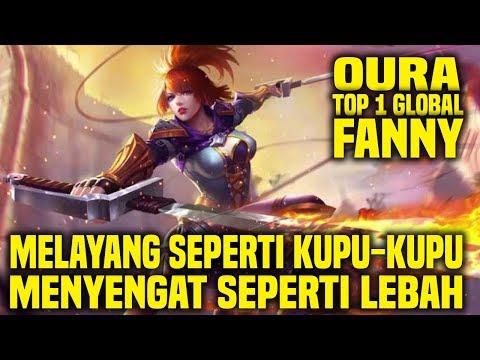 Hal Yang Gw Pelajari Dari Top 1 Global FANNY OURA • Mobile Legends Indonesia