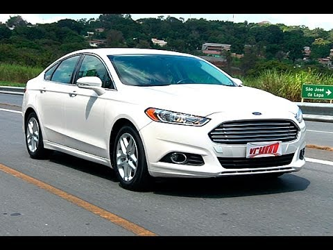 2014 ford fusion titanium awd start up in depth review doovi. Black Bedroom Furniture Sets. Home Design Ideas