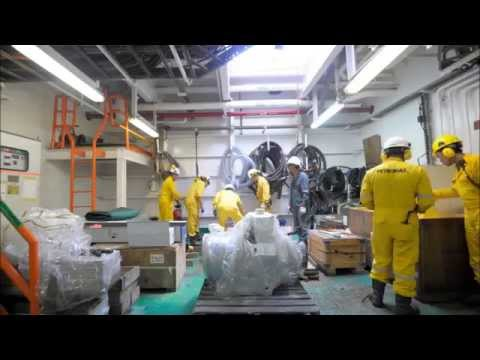 Timelapse | Housekeeping in Offshore