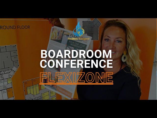 Boardroom Conference @ FLEXIZONE - Sociëteit Vastgoed