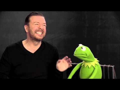 Ricky Gervais and Constantine - In Conversation - On dating | OFFICIAL HD