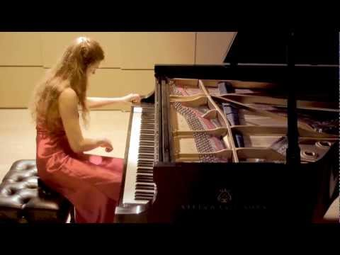 Svetlana Smolina, Chopin Prelude Op. 28, No. 24