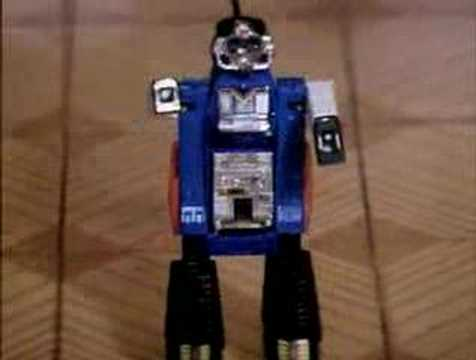ninja terminator - messenger robot